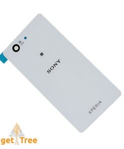 Sony Xperia Z3 Compact Back Cover White