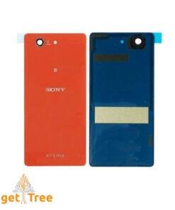 Sony Xperia Z5 Compact Back Cover Orange
