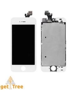 iPhone 5G LCD and Digitizer AAA White