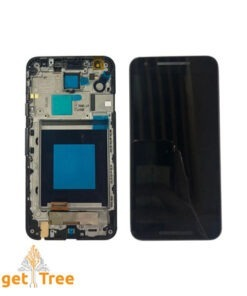 Nexus 5X LCD Touch Screen Digitizer Assembly with frame