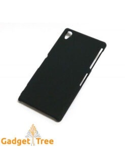 Xperia Z1 Compact Back Cover Black